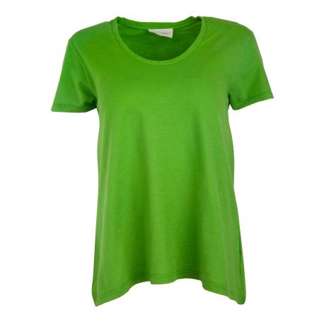 Tee-shirt mc ira70e16 - flow87be15 - way106e15 Femme AMERICAN VINTAGE