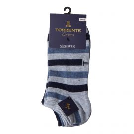 Lot de 3 socquette 05124 (39/42) - (43/46) Homme TORRENTE